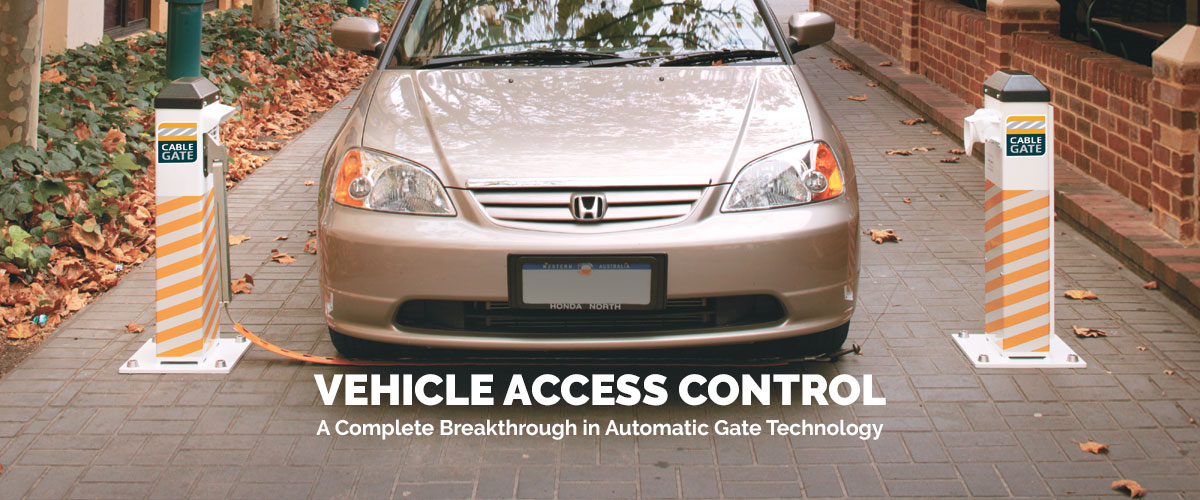 Vehicle Access Control - A Complete Breakthrough In Automatic Gate Technology